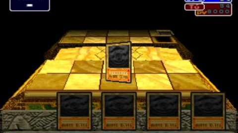 Yu-Gi-Oh! Forbidden Memories (PSX) - Duelo contra el Maestro del Duelo K