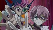 Yuma y Tres, peleando juntos
