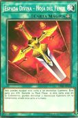 Espada divina - hoja del fénix