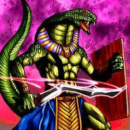 Foto sakuzi el hombre cobra
