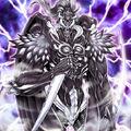 Foto siilva, dios de la guerra del mundo oscuro