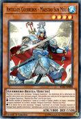 Antiguos guerreros - maestro sun mou