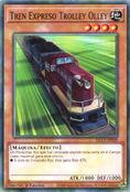Tren expreso trolley olley