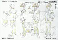Yusaku bocetos