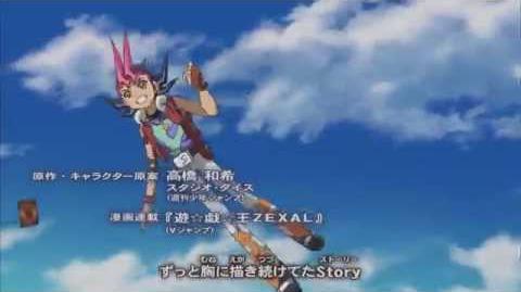 Yu-Gi-Oh! ZEXAL Japanese Opening Theme Season 2, Version 3 - Unbreakable Heart by Takatori Hideaki