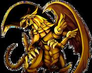 El Dragón Alado de Ra Duel Links