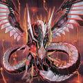 Foto ciber dragón del infinito