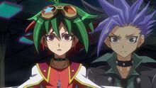 Yuto y Yuya soprendidos