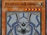 Fuerza Arcana VIII - La Fuerza