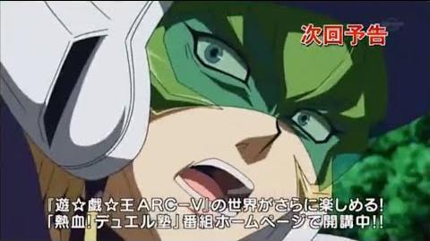 Yugioh Arc V episode 121 preview