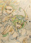 Yuto y Yuya por Hiroki