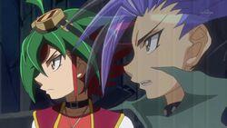 Yuto hablando con Yuya 3