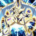 Foto dragón de la estrella brillante