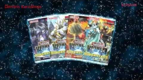 Yu-Gi-Oh! World Superstars Booster Pack Commercial