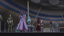 Akira reúne al grupo