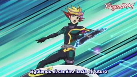 Yu-Gi-Oh! VRAINS Opening 1 - With the Wind Full Sub Español