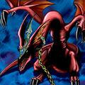 Foto dragón mascota de arpía
