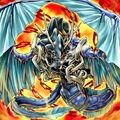 Foto dragón de cadena de hierro