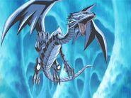 Dragón Blanco de Ojos Azules GX
