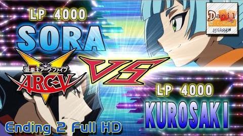 Yu-Gi-Oh! Arc-V Ending 2 Full w Lyrics 1080p