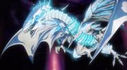 Dragón Blanco Alternativo de Ojos Azules (Invocación-Yu-Gi-Oh! El Lado Oscuro de las Dimensiones)
