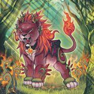 Foto avatar del espíritu bestia apelio