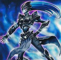 Foto héroe elemental shadow mist
