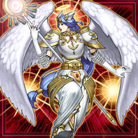 Foto celestia, ángel luminoso ocg
