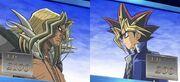 YGO MOV Yugi vs Anubis