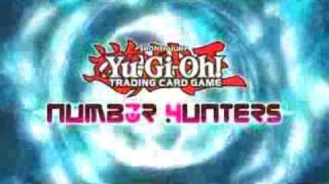 YU-GI-OH T.C.G - Number Hunter Comercial Español Latino
