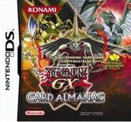 Yu-Gi-Oh! GX Card Almanac (EEUU)