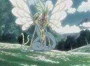 Dragon hada antiguo en el Mundo de los espiritus
