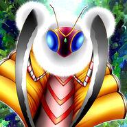 Foto emperatriz mantis