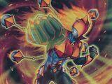 HÉROE Elemental Blazeman