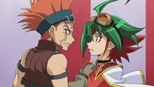 Yuya y Cuervo