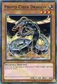 Proto ciber dragón