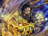 Ninja Dragón Amarillo
