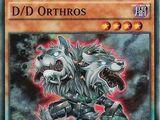 D/D Orthros