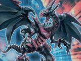 Dragón Retro de Ojos Rojos
