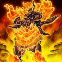 Foto antigua deidad flamvell