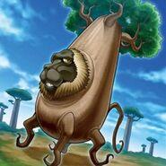 Foto baobabuino