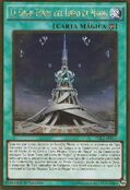 La gran torre del libro de magia