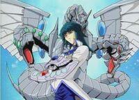 Zane y Ciber Dragón Final