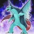 Foto dragón protector armado