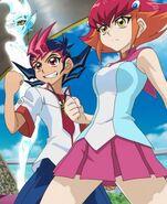 Anna y Yuma