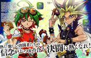 Arc v Yuya y Yugi