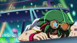 Yuya es derrotado