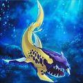 Foto tiburón pantera