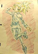 Sora por Hiroki