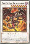 Dragón rojo archidemonio